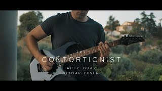 The Contortionist   Early Grave  Guitar Cover (4K)