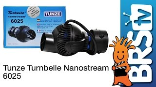 Tunze Turbelle Nanostream 6025 Flow Dynamics