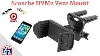 Scosche Universal Vent Mount for Smartphones