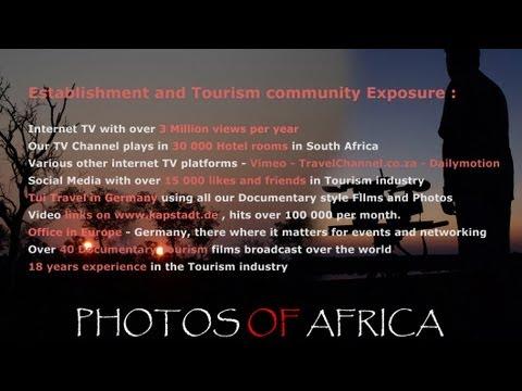Video of Wildlife Photo Safaris