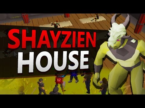 Shayzien House: 100% Favour Guide (OSRS)