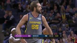 New Orleans Pelicans Vs Memphis Grizzlies | February 9, 2019