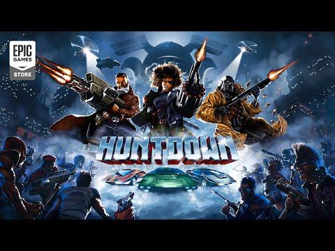 Huntdown (PC) - Steam Key - GLOBAL - 1