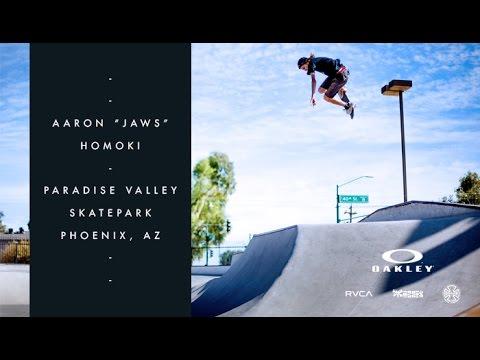 Aaron Jaws Homoki - In Transition