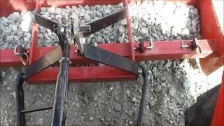 Box blade - Resurfacing your gravel driveway