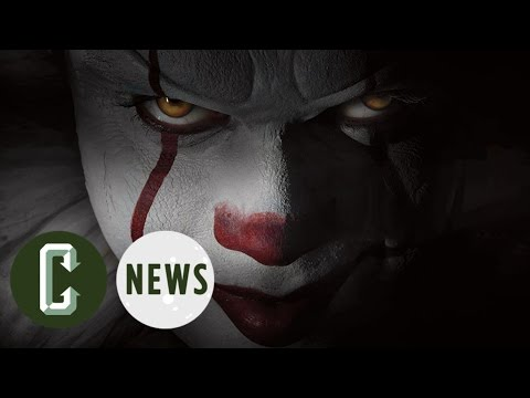 It's Bill Skarsgard Steps Out in New Pennywise Costume | Collider News | MTW