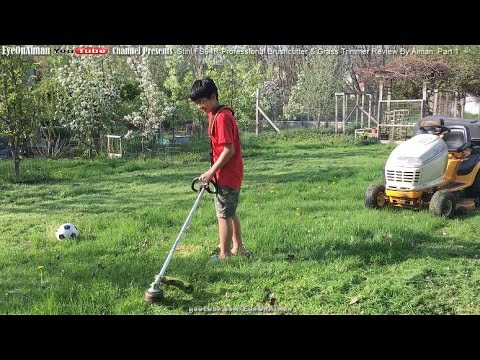 Professional Weed Eater – The Perfect Wacker Review By Aiman: Stihl FS94R String Trimmer Brushcutter