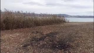 Sapanca Gölü 20 metre çekildi