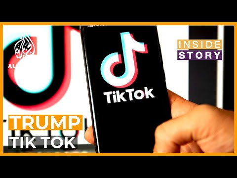 Why does Trump want to ban Tiktok? | Inside Story