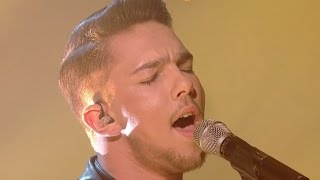 Matt Terry STUNS Everybody with Sam Smith's Writing's On The Wall   Live Show 7 Full    The X Factor