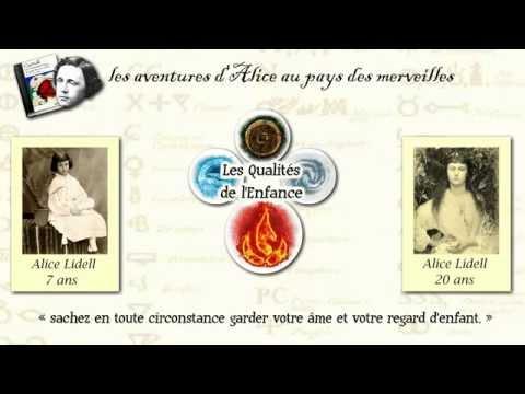 Vidéo de Lewis Carroll