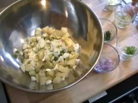 Cómo Hacer Ensalada de Papa - ¡Chef Remy Cocina!