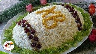 «Пасхальное яйцо» - оригинальный и вкусный салат на праздник.