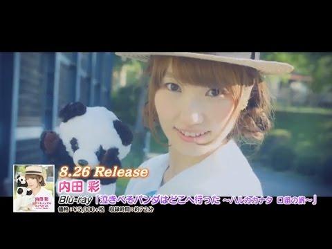 【声優動画】内田彩のイメージビデオ「泣きべそパンダはどこへ行った」のダイジェスト映像公開