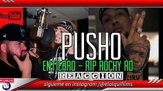 Pusho - Entierro (RIP ROCHY RD) REACCIÓN