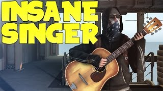 INSANELY TALENTED SINGER ON CS:GO
