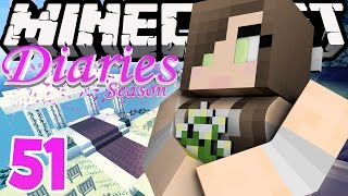 Wedding on the Docks | Minecraft Diaries [S1: Ep.51 Roleplay Survival Adventure!]