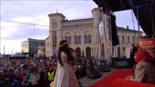 Angelina Jordan - Nobel Peace Prize Concert
