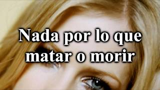 Avril Lavigne Imagine (subtitulado)