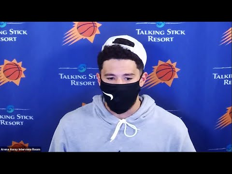 Devin Booker Postgame Interview | Suns vs Clippers | August 4, 2020