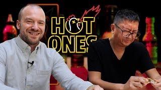 WE INTERVIEW SEAN EVANS  FROM HOT ONES