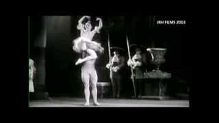 Konstantin Zaklinsky, Alla Sizova - Bluebird, Princess Florine ['The Sleeping Beauty']