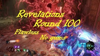 Black ops 3 Zombies Revelations no Gums round 100 now round 70 +