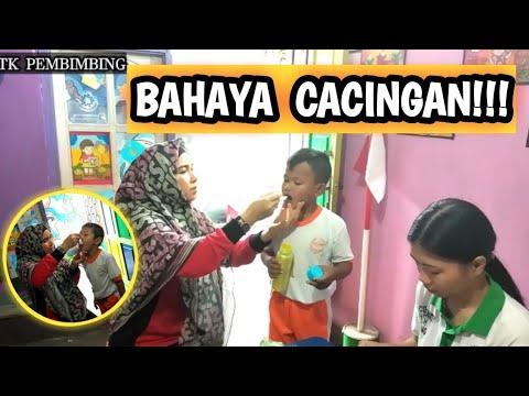A gyermekek férgek elleni megelőzése