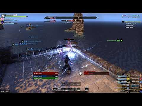 Help me improve my DPS (pet magsorc) — Elder Scrolls Online