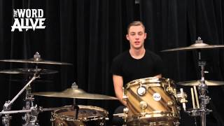 "The Word Alive - ""94th Street"" Drum Cover Contest"