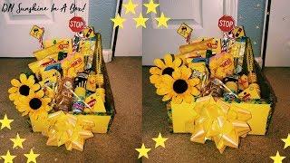 BOX OF SUNSHINE | DIY GIFT IDEA!