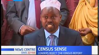 Isiolo leaders reject 2019 census results, argue that it does not reflect the exact head count