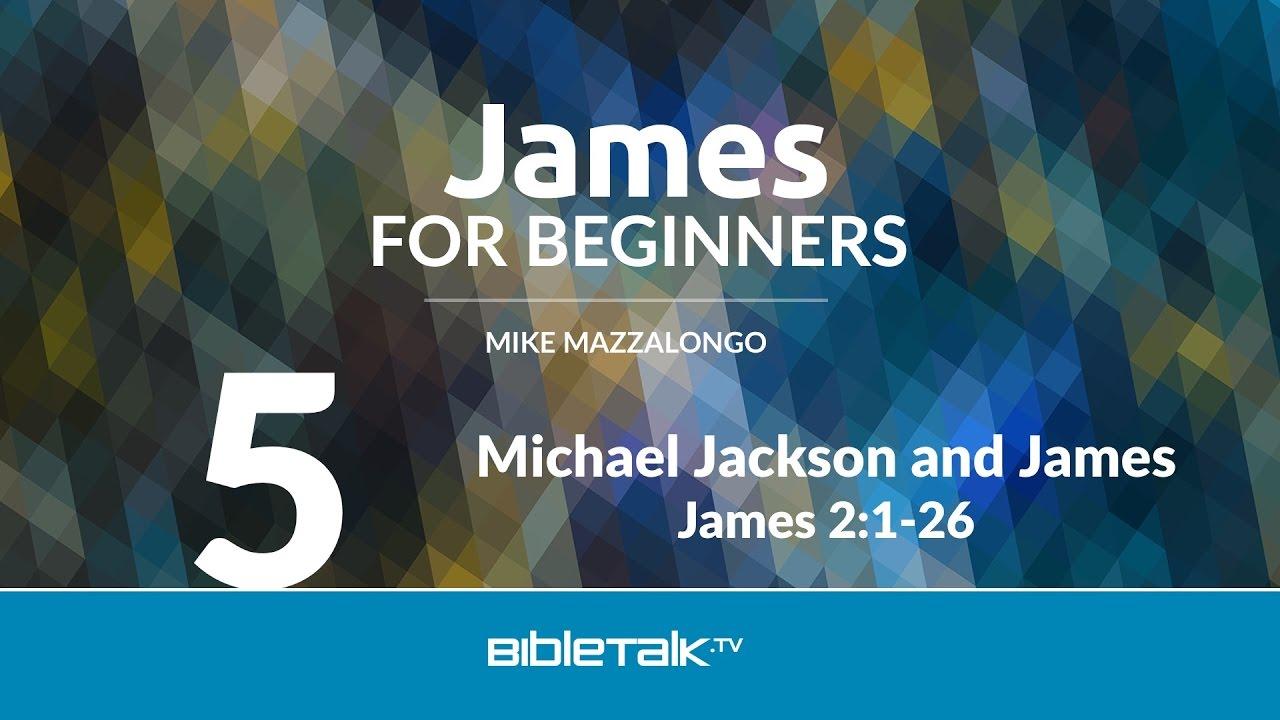 5. Michael Jackson and James
