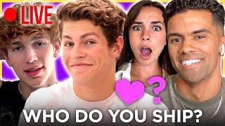 ULTIMATE DATING SHOW COMPILATION - Date Drop w/ Nate Wyatt, Ben Azelart, & MORE| AwesomenessTV