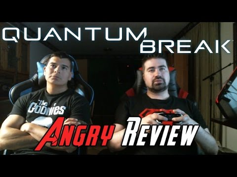 Quantum Break Angry Review - YouTube video thumbnail