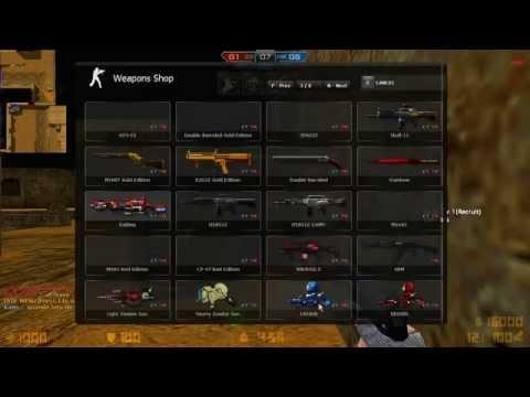 CS:BTE - Zombie Mod 3 Gameplay MultiPlayer!