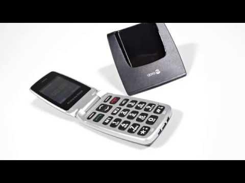 Großtasten-Handy Doro Primo 405