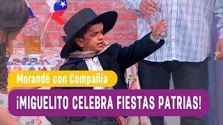 Miguelito celebra fiestas patrias - Morand茅 con Compa帽铆a 2016