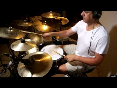 Earth Wind & Fire - September - drum cover by Steve Tocco