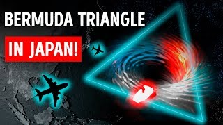 Another Bermuda Triangle Has Formed Near Japan