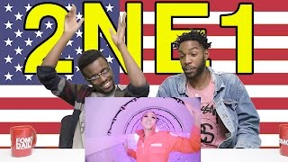 """Fomo Daily Reacts to 2NE1 """"Can't Nobody"""""""