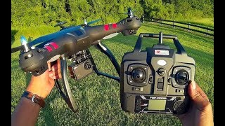 "BAYANG TOYS X-21 ""FIRST LOOK & REVIEW!"" [1080P FPV CAMERA]"