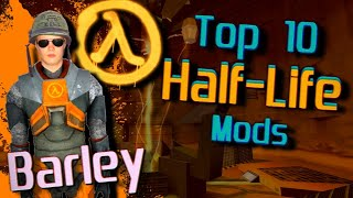 Top 10 Half-Life 1 Mods 🔶 Barley
