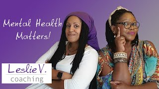 The importance of Mental Health First Aid with Sharon Orapeleng | Brisbane Life Coach Leslie V.