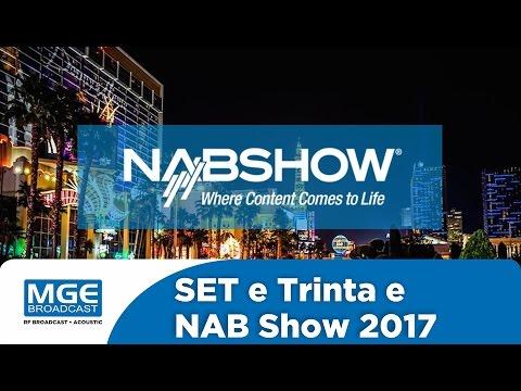 MGE Broadcast - NAB Show 2017