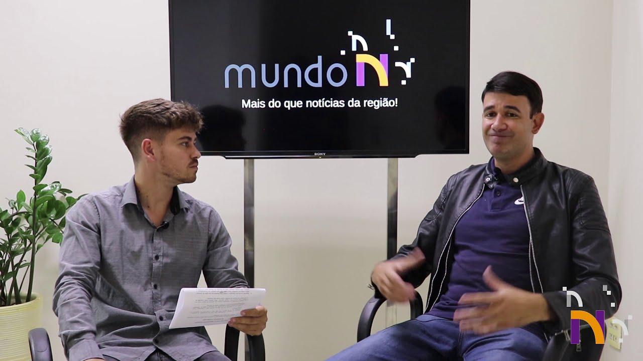 Entrevista com o Prefeito Eleito de Araçariguama, Rodrigo Andrade