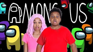 AMONG US In Real Life - Onyx Kids