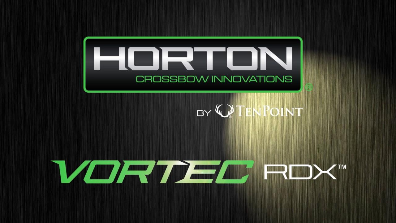 Horton Vortec RDX Crossbow