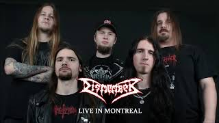 DISMEMBER - Dreaming In Red (Live In Montreal 2006) HD