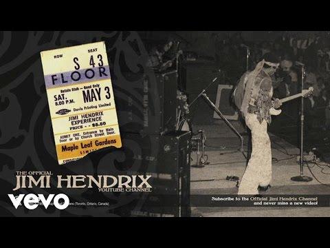 Jimi Hendrix - Fire (Toronto 1969)
